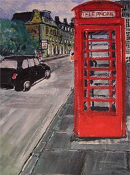 Queens Street by Findlay Close by Catherine Worthley