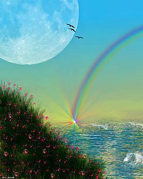 Rainbow's Edge by Lora Mercado