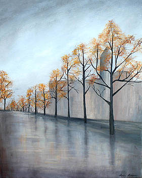 Rainy Day by Rosie Brown