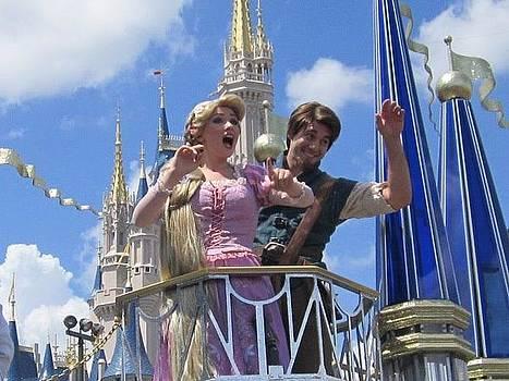 Rapunzel the Long Hair by Anna Liza Jones