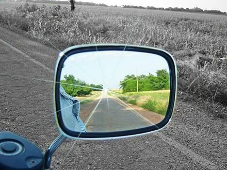 Rearview Mirror by Trevor Hilton