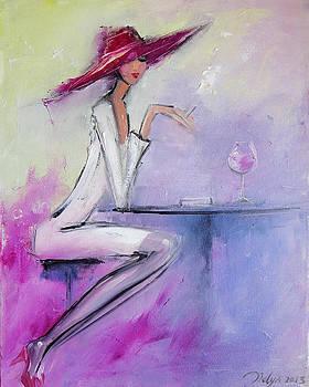 Red Hat Society 2 by Nelya Shenklyarska