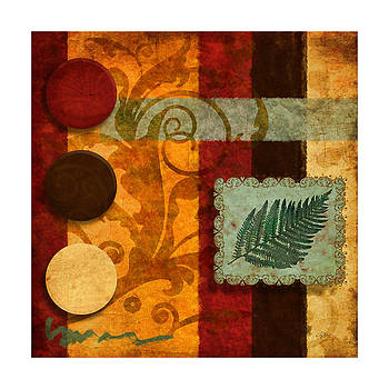 Red Orange Brown 1 by Craig Tinder