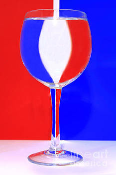 Red White and Blue by Pattie Calfy