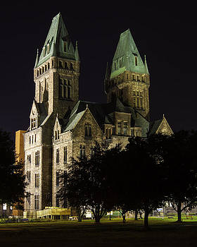 Richardson Olmsted Complex From The Lawn by Don Nieman