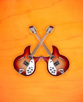 rickenbacker 12-S guitar by Doron Mafdoos
