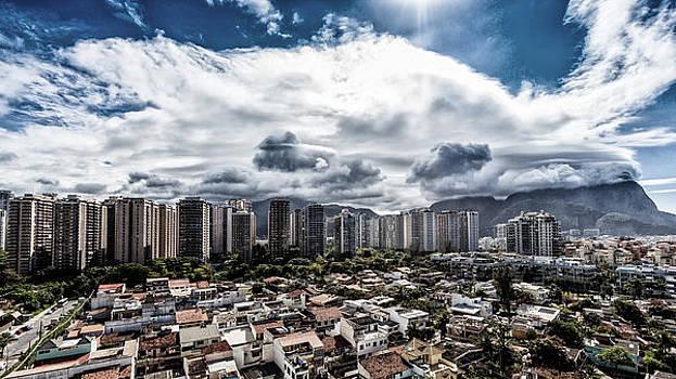 Rio de Janeiro Skyline by John Zocco
