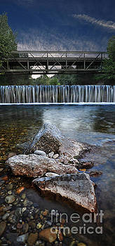 River by Besar Leka