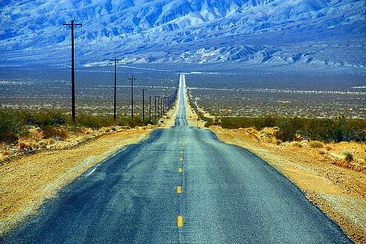 Road by Jim McCullaugh