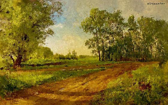 Road to September by Denis Galkin