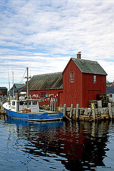 Rockport Lobster House by Larry Small