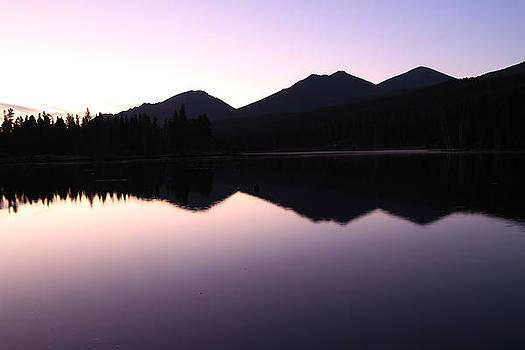 Rocky Mountain Daybreak by David Yunker