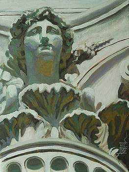 Rome Statue by Khairzul MG