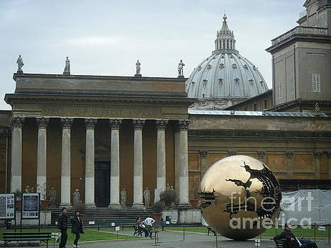 Rome Vatican by Catherine Eager