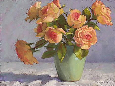 Rose Bouquet by Sarah Blumenschein