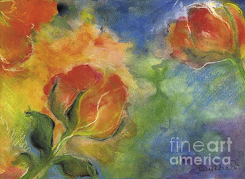 Roses by Susan Vannelli