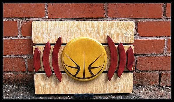 Royale Basketball by Steve Weber