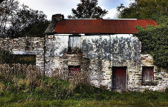 Rusty House by Tony Reddington