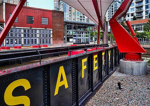 Safety First by Kevin Garrett