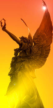 Salisbury Angel by Misty Stach