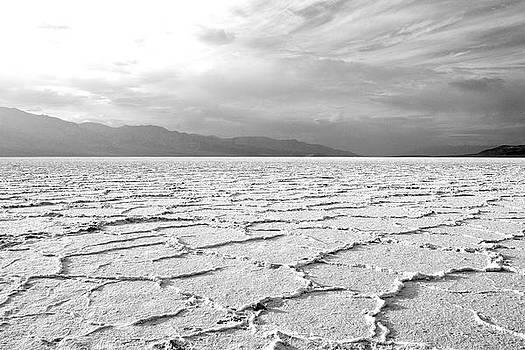 Salt Pan Polygons by Leah Kimper