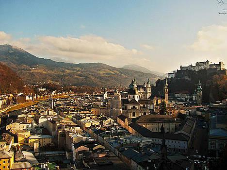 Salzburg by Cathy Hacker