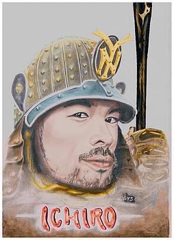 Samurai Ichiro by Bas Van Sloten