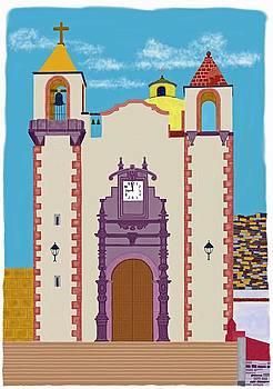 San Antonio by Britton Britt Cagle