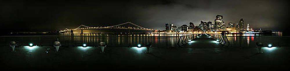 San Francisco Panorama by Kyle Simpson