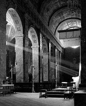 San Rufino Duomo Assisi Italy by David Murphy