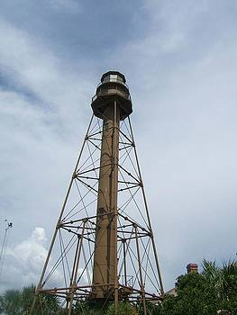 Sanibel Island Lighthouse by Rosie Brown
