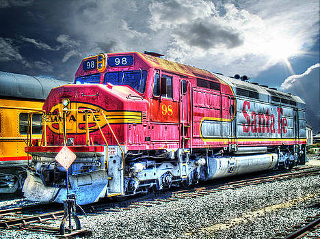 Santa Fe 98 by Kevin Moore