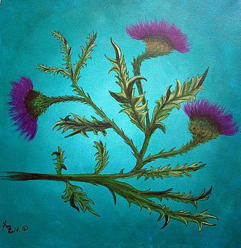 Scotlands Floweers by Fay Reid