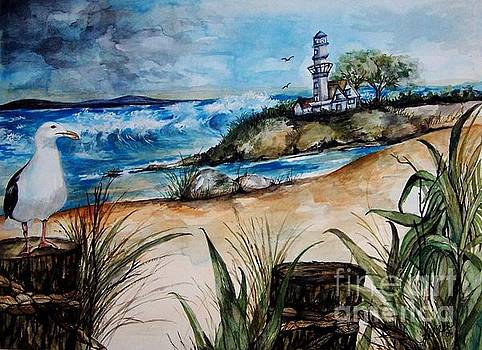 Sea Breeze by Laneea Tolley