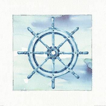 Sea Life Wheel V2 by Lisa Audit