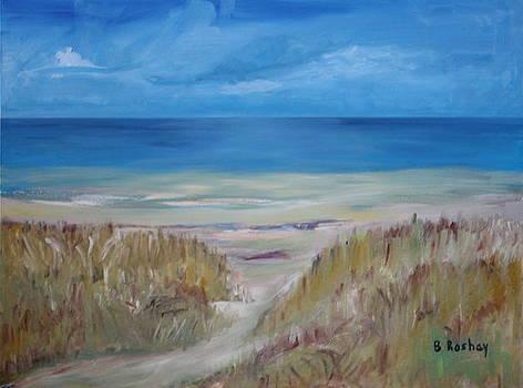 Seaside this summer by Brigitte Roshay