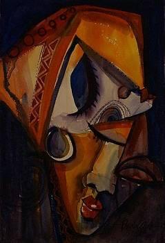 Self thought  by David Obi