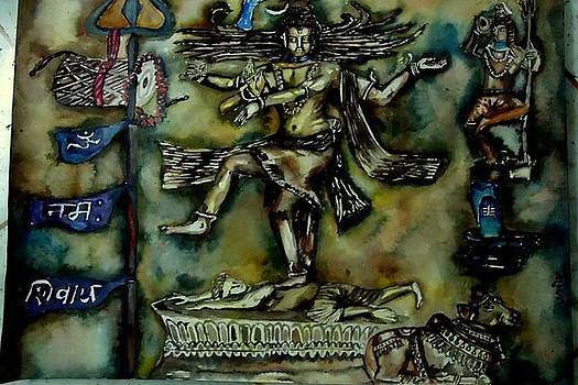 Shiva by Abhrodeep Mukherjee