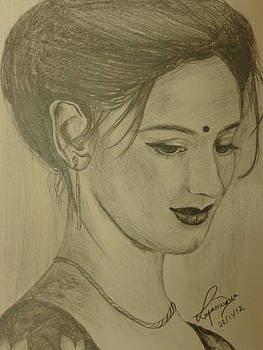 Shy by Lupamudra Dutta