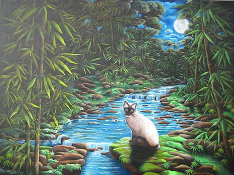 Siamese Bamboo by Diana Lehr