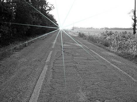 Sidewalk Highway by Trevor Hilton
