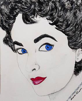 Simply Liz by Susan Abrams