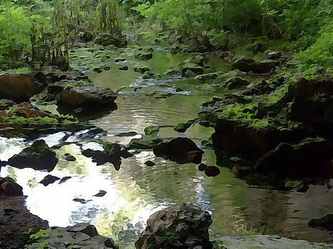 Smallin Creek by Julie Grace