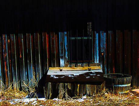 Snowflake Forge by Peri Craig