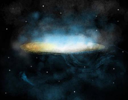 Sombrero Galaxy by Ricky Haug