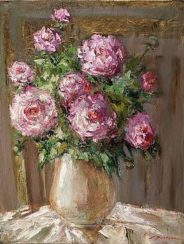 Song of spring by Lisa Yashin