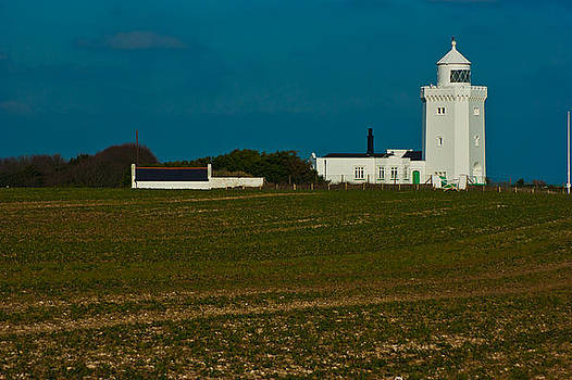 South Foreland Lighthouse by Peter Nix