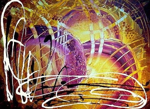 Spheres 2 by Susan Wahlfeldt