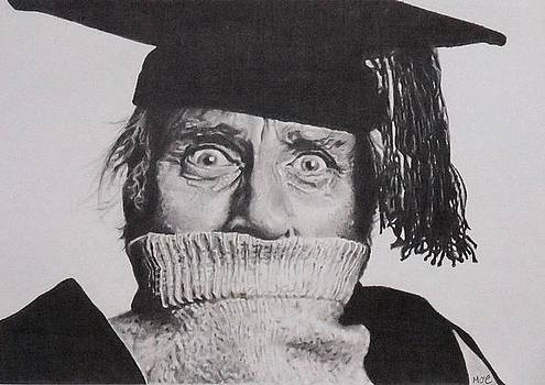 Spike Milligan by Mike OConnell