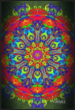 Spirit Mandala by Sueyel Grace